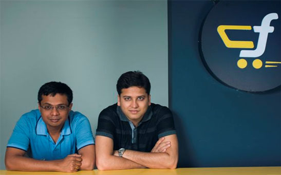 Mr. Sachin and Binny Bansal